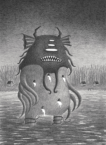 The Lake Zoar Monster